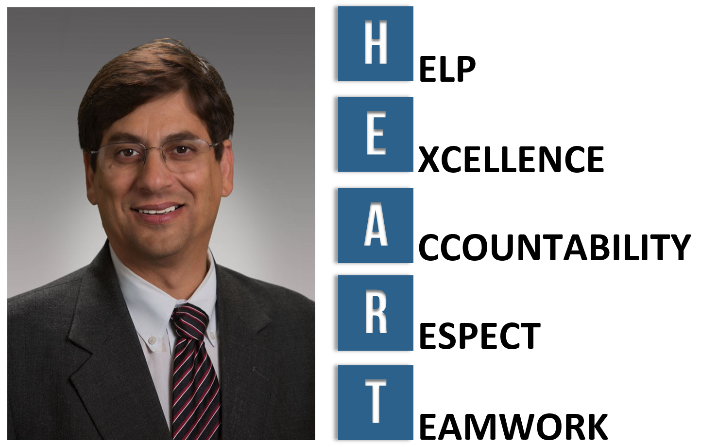 Word from the Executive Director: HCPS Core Values